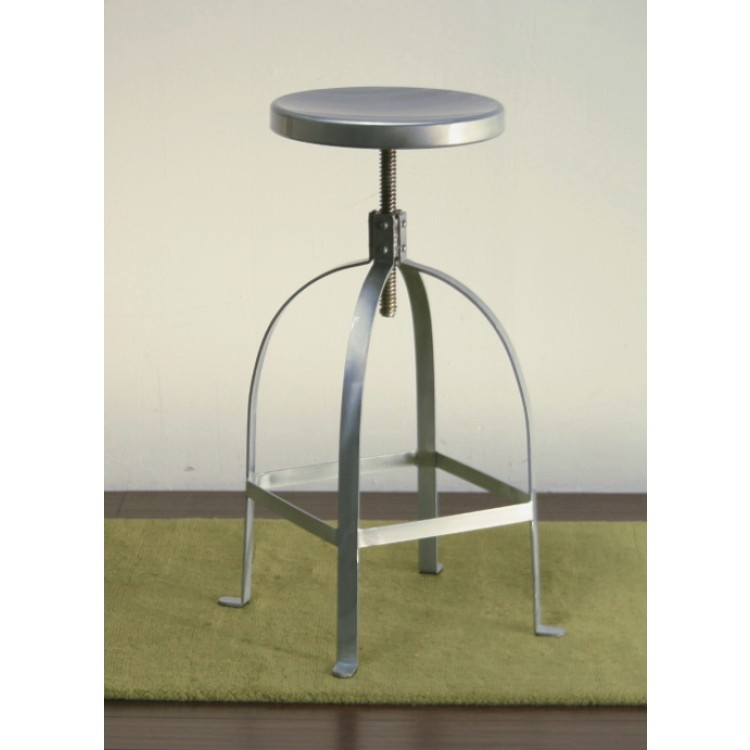 Prop Rental Bar Stools Amp Counter Stools Seating Products pertaining to Adjustable Metal Bar Stools
