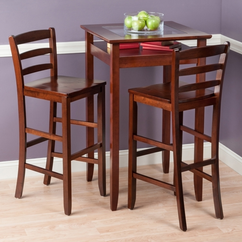 Pub Table And Chairs 3 Piece Set Archives Bar Stools Dream inside 3 Piece Bar Stool Set