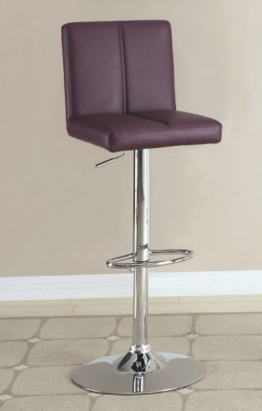 Purple Adjustable Bar Stools Foter within purple bar stools for Cozy