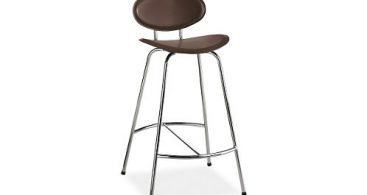 Radius Counter Stool In Leather Counter Counter Amp Bar Stools intended for Room And Board Bar Stools