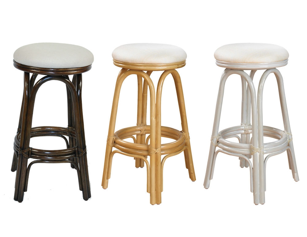 Rattan Bar Stools Ebay throughout Woven Bar Stools