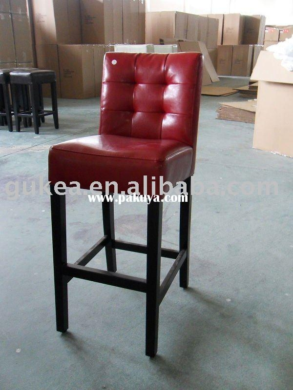 Red Leather Bar Stools Manufacturers From Anji County Liangshun with regard to The Most Incredible along with Gorgeous red leather bar stools with regard to Current House