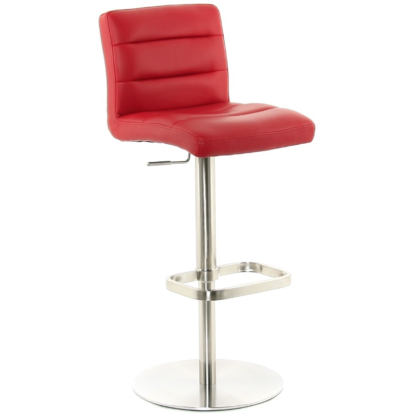 Red Stool Bars Pros Amp Cons Homedecorforall in red bar stool with regard to The house