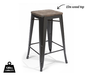 Replica Tolix Industrial Bar Stool Aldi Opinions Products throughout Aldi Bar Stools