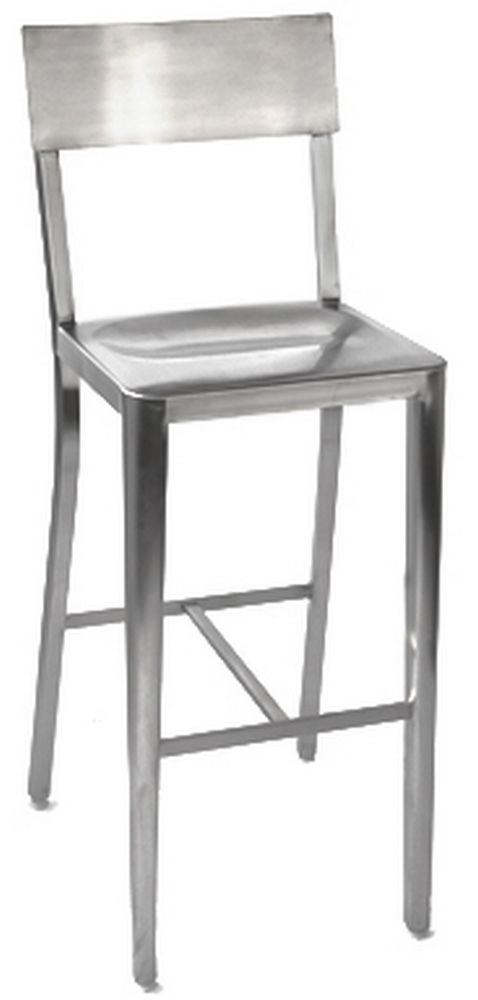 Restaurant Bar Stool Stainless Steel Wholesale Classic Style New regarding stainless steel bar stools with regard to Present Household