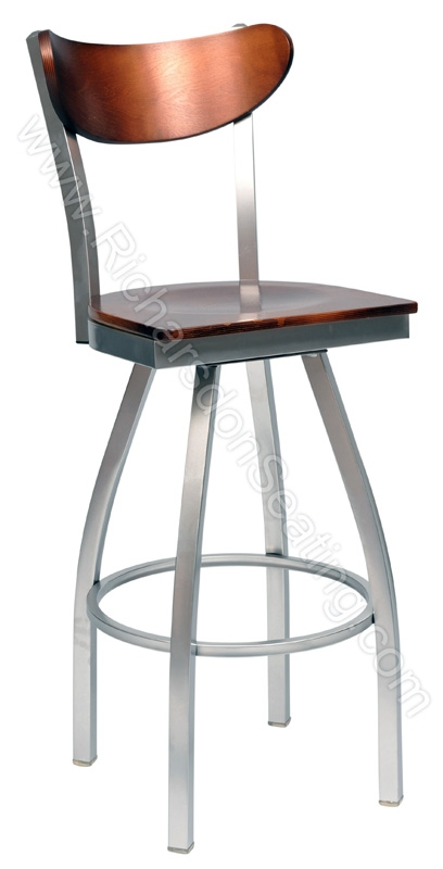 Restaurant Bar Stools Commercial Grade Bar Stools Metal Bar Stools inside restaurant swivel bar stools intended for The house