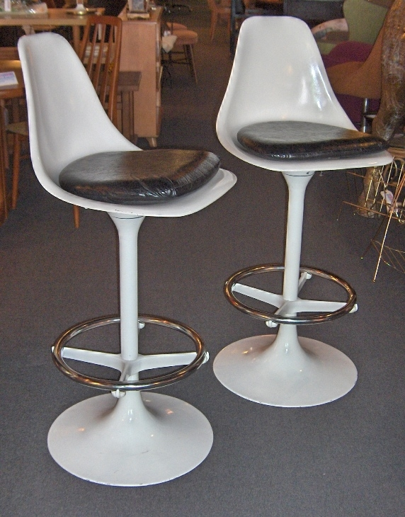 Awesome Along With Beautiful Kessler Bar Stools Intended