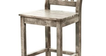 Rustic Bar Stools Reclaimed Wood Western Style Cabin Decor with regard to The Most Brilliant  reclaimed wood bar stools regarding Inviting