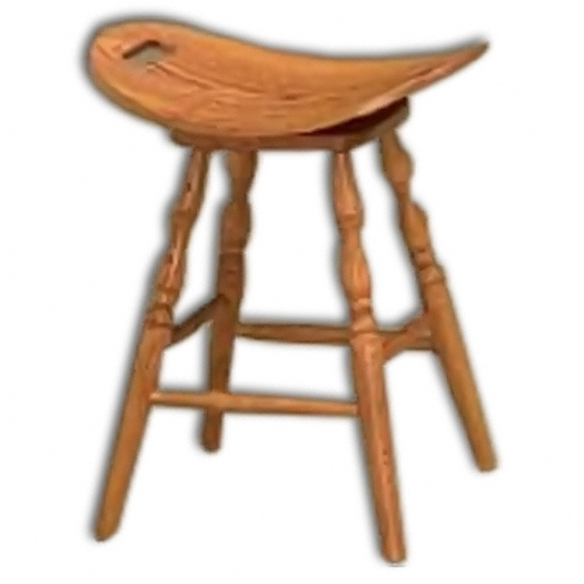 Saddle Bar Stool Amish Handcrafted Furniture Made In Usa for Incredible  saddle bar stool for The house
