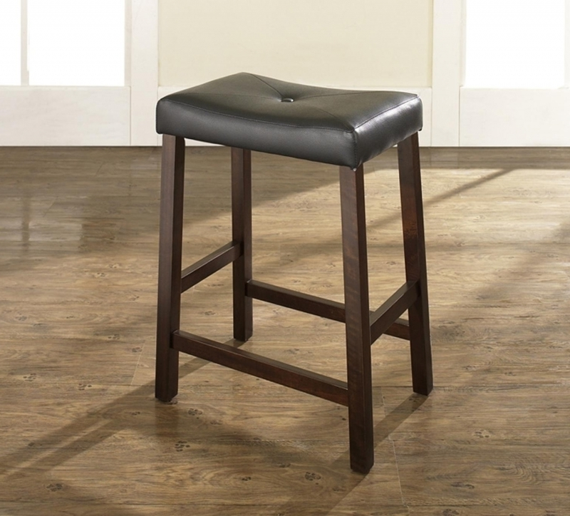 Saddle Seat Bar Stools 24 Inch Archives Bar Stools Dream Designs throughout 24 inch saddle bar stools with regard to Current Home