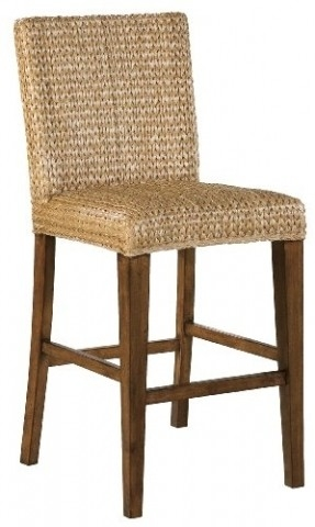 Seagrass Bar Stools Foter pertaining to Seagrass Bar Stool