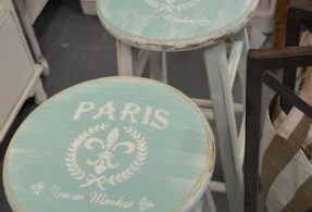 Shab Chic Barstools Foter with regard to shabby chic bar stools with regard to Warm