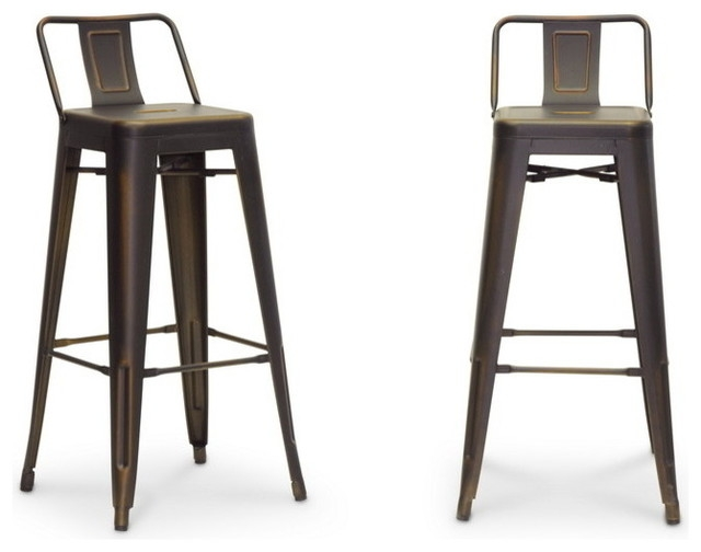 Shop Houzz Up To 60 Off Rustic And Industrial Bar Stools pertaining to Industrial Bar Stools