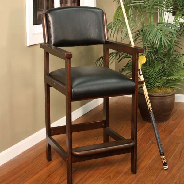 Spectator Chair pertaining to The Incredible and Beautiful bar stools and billiards pertaining to House