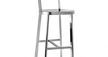 Stainless Steel Bar Steel Bar And Atelier On Pinterest in Stainless Bar Stools