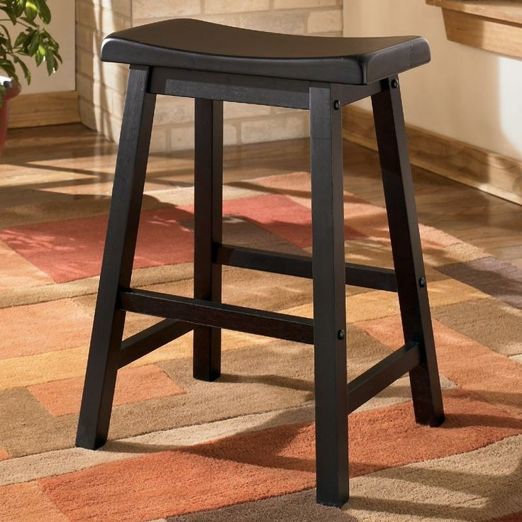 Stools And Furniture On Pinterest with The Stylish  24 inch backless bar stools intended for Your home