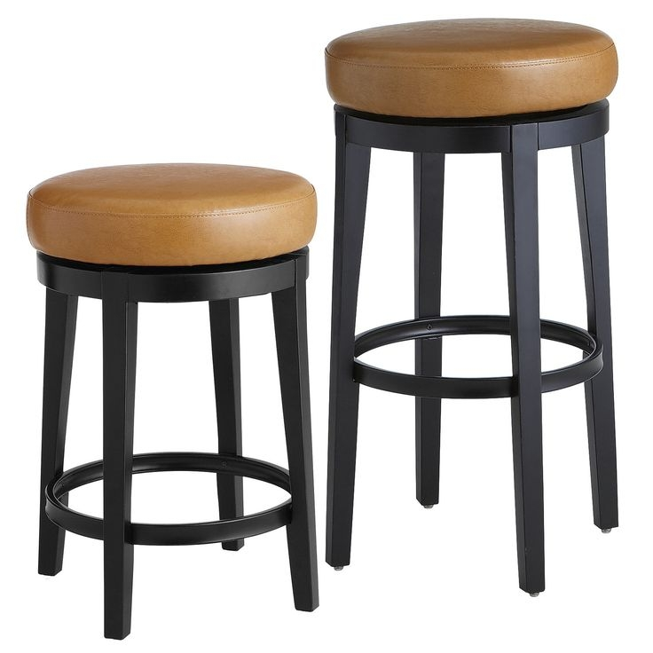 Stratmoor Swivel Bar Amp Counter Stools Camel Pier 1 Imports intended for pier one imports bar stools pertaining to Property