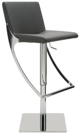 Swing Adjustable Bar Stool with regard to adjustable bar stool for Property