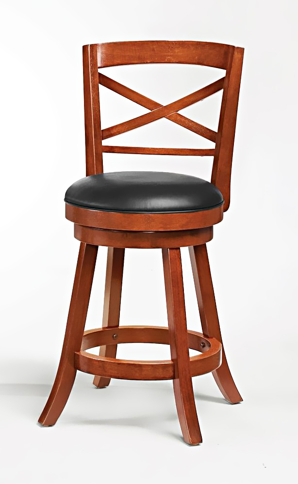 Swivel Bar Stool In Light Cherry Bar Stools intended for The Elegant  cherry bar stools regarding Motivate