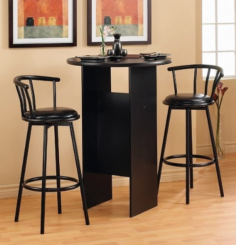 Swivel Bar Stools Best Suited For Parties And Other Occasions For throughout Bar Stool Sets