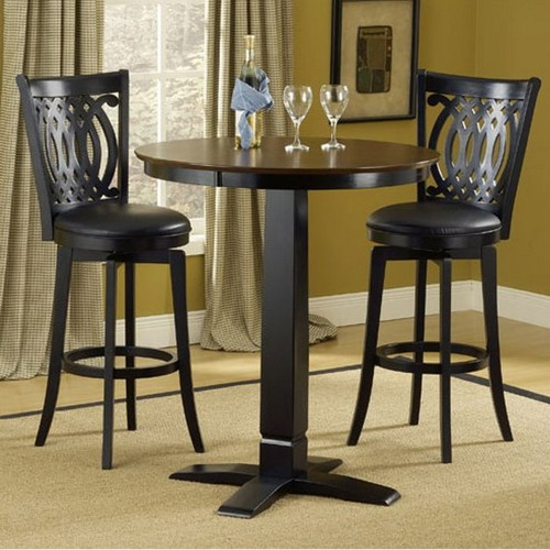Swivel Bar Stools Best Suited For Parties And Other Occasions For with Black Swivel Bar Stools