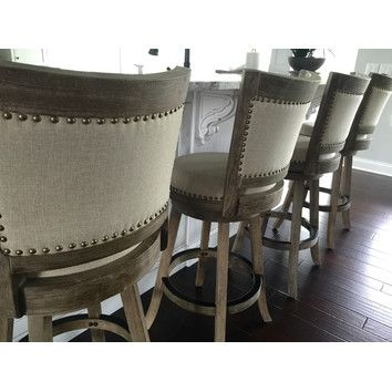 Swivel Bar Stools Nail Head And Cookware On Pinterest with regard to boraam bar stools intended for Your own home