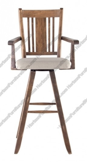 Swivel Bar Stools With Arms Foter regarding The Incredible along with Stunning canadel bar stools with regard to Dream