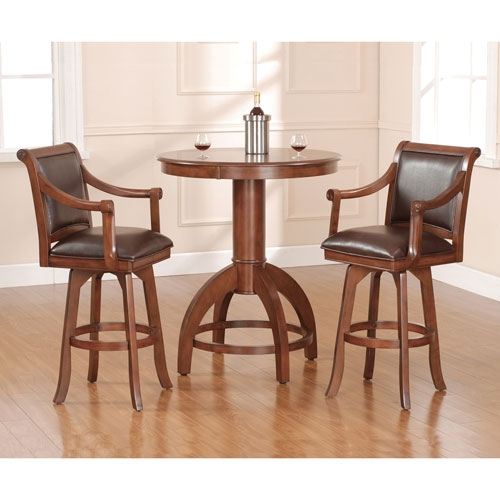 Swivel Cherry Wood Bar Stools Bellacor within 42 Inch Bar Stools