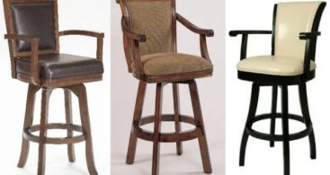 Swivel Whereibuyit within The Elegant in addition to Interesting leather swivel bar stools with arms pertaining to Motivate