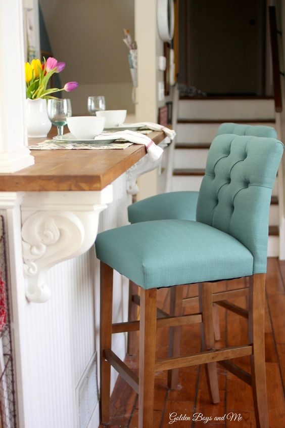 Target Threshold Bar Stools And Stools On Pinterest pertaining to Kitchen Bar Stools Target