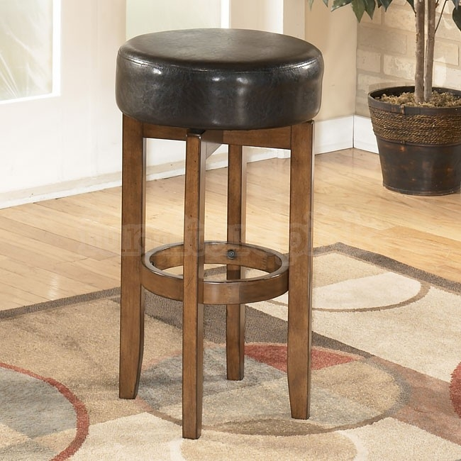 Theo Bar Stool Set Of 2 Signature Design Ashley Furniture intended for Ashley Furniture Bar Stools