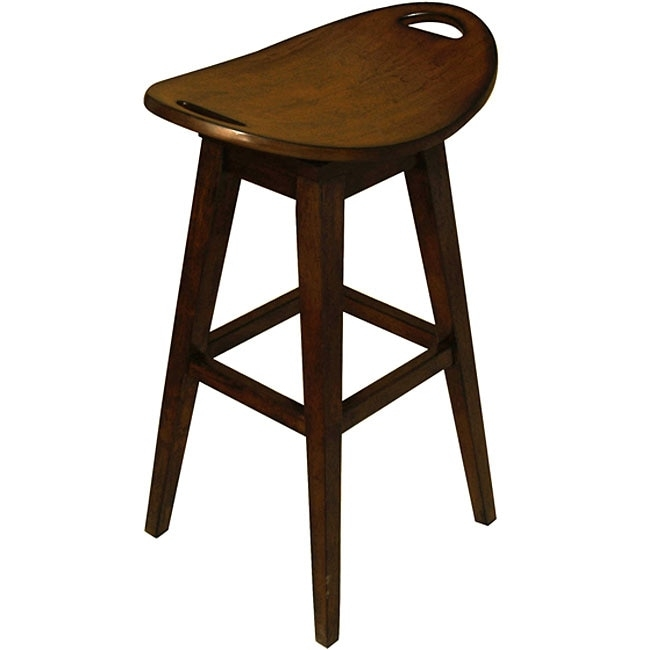 Throroughbred Espresso Bar Stool 11657788 Overstock with Espresso Bar Stools