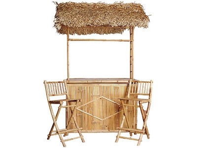 Tiki Bar Stools El Monte Ca 91731 for bamboo tiki bar set with 2 stools regarding Inviting