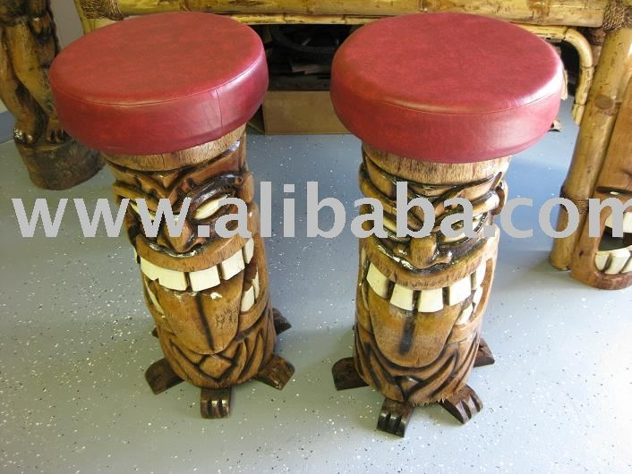 Tiki Bar Stools Tiki Bar Stools Suppliers And Manufacturers At in The Most Awesome and Attractive tiki bar stools intended for House