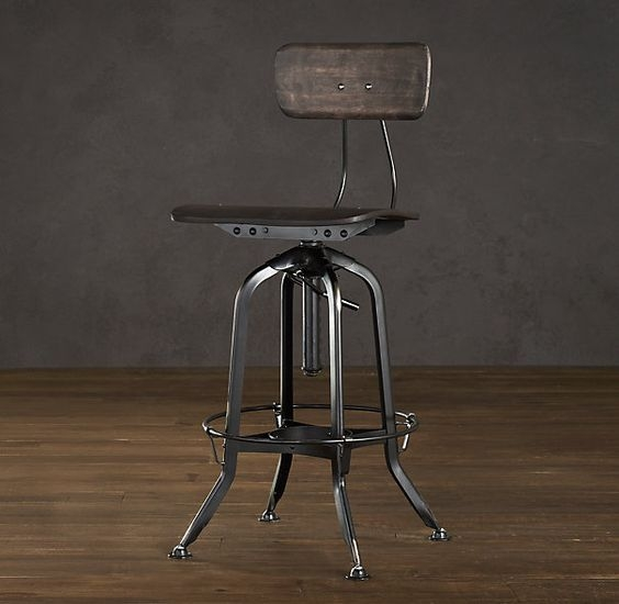 Toledo Bar Chairs And Stools On Pinterest inside toledo bar stool intended for Dream