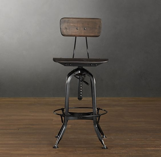 Toledo Bar Chairs And Stools On Pinterest within Toledo Bar Stool