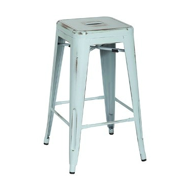 Tolix Bar Stools Table Base Depot intended for Tolix Bar Stool