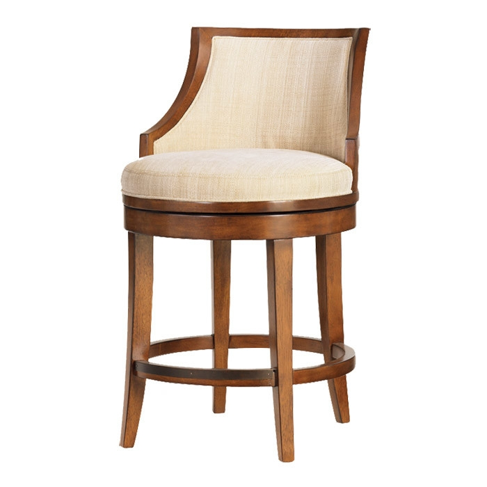 Tommy Bahama Home Ocean Club 24quot Swivel Bar Stool Amp Reviews Wayfair with regard to Incredible in addition to Stunning tommy bahama bar stools intended for Invigorate