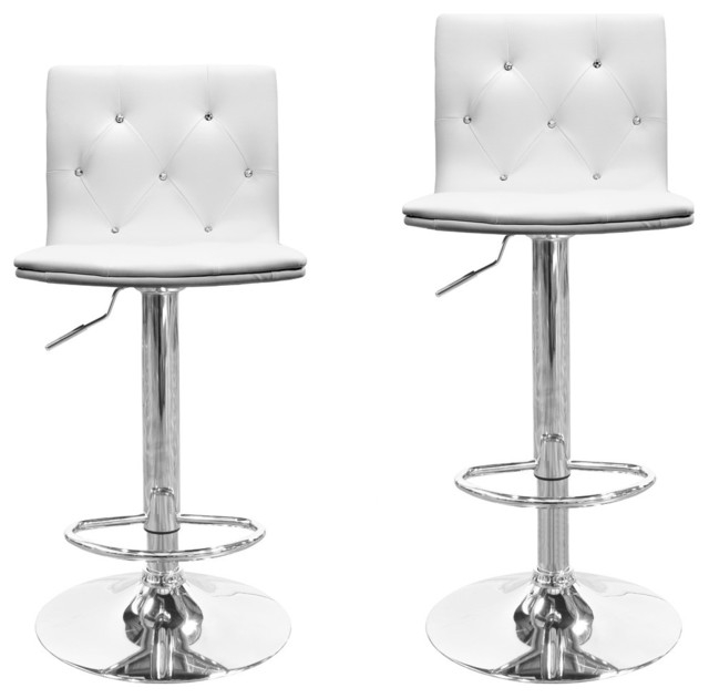 Transitional Bar Stools And Counter Stools for modern swivel bar stools pertaining to Wish