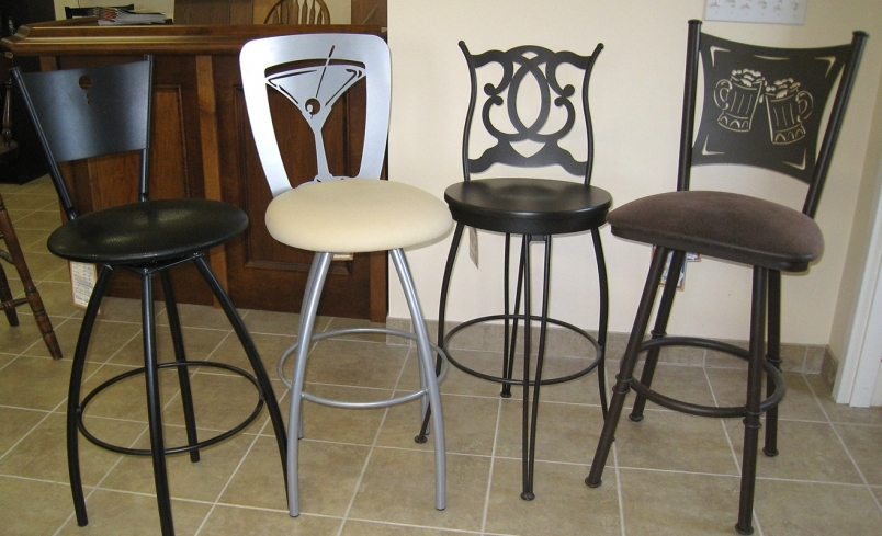 Trica Bar Stools Custon Home Bars pertaining to Trica Bar Stools