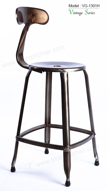 Triumph Industrial Metal Bar Stool Adjustable Nicolle Stools regarding Industrial Metal Bar Stools