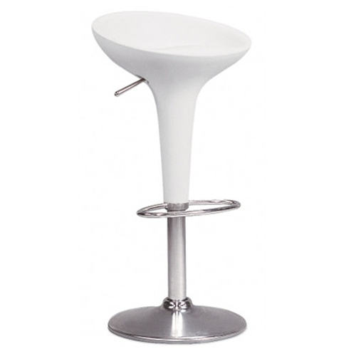 Types Of The White Bar Stools Homedecorforall regarding Bar Stools White