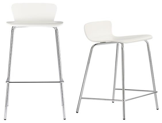 Types Of The White Bar Stools Homedecorforall with regard to The Most Amazing  modern white bar stools regarding Household