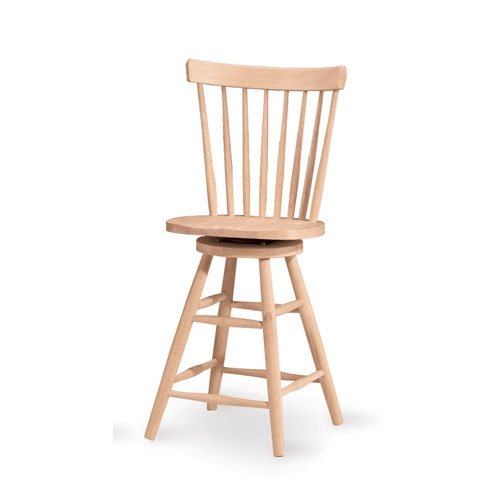 Unfinished Bar Stool Bellacor with Unfinished Swivel Bar Stools