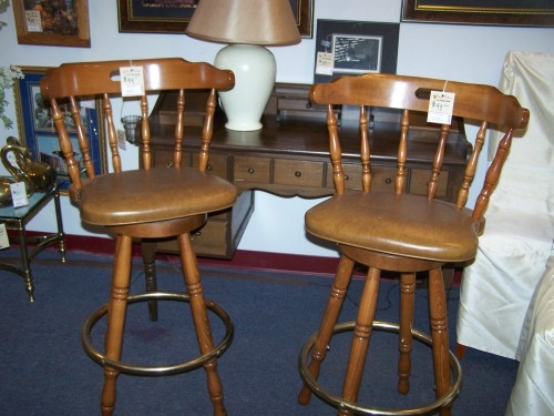 Used Bar Stools Cherry Pickin39s Home Furnishings Consignment inside The Awesome and Interesting used bar stools with regard to Encourage