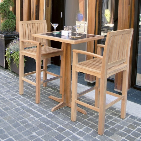 Useful Knowledge About The Factors To Consider When Buying Teak inside teak bar stools regarding The house
