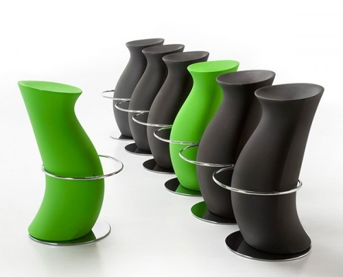 Various Creative Cool Bar Stools Design Homesfeed in cool bar stools regarding Provide House