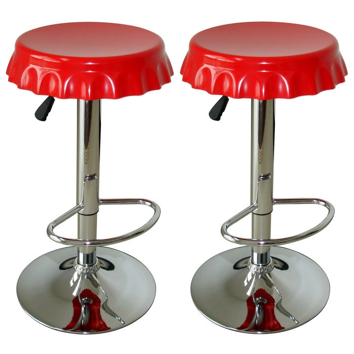 Various Creative Cool Bar Stools Design Homesfeed with cool bar stools regarding Provide House