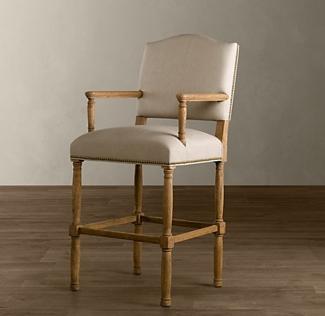 Vignette Design Tuesday Inspiration Bar Stools The Good The in Restoration Hardware Bar Stools