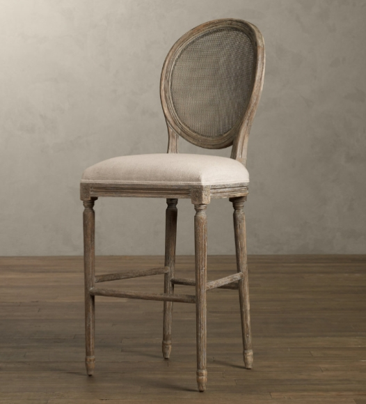 Vignette Design Tuesday Inspiration Bar Stools The Good The with restoration hardware bar stools with regard to Property